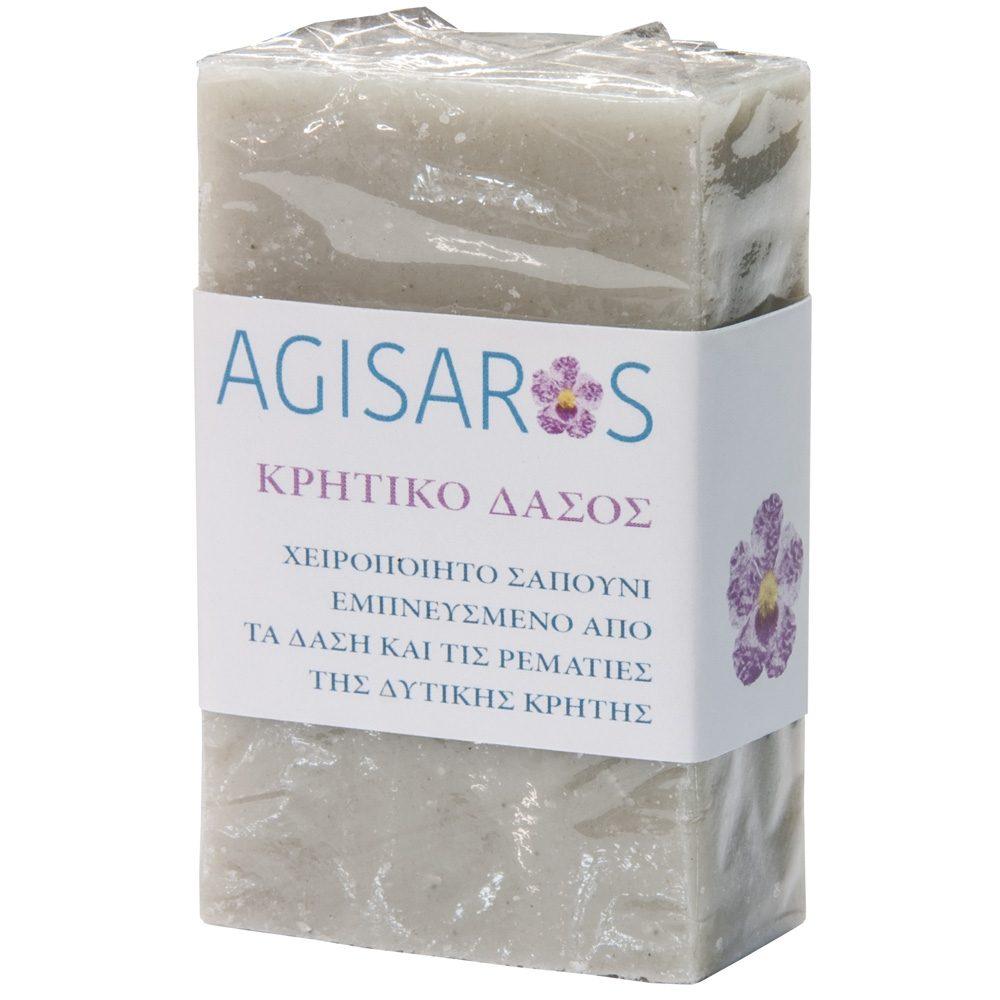 Σαπούνι για τριχόπτωση ''Κρητικό δάσος'' (Agisaros) (90g)