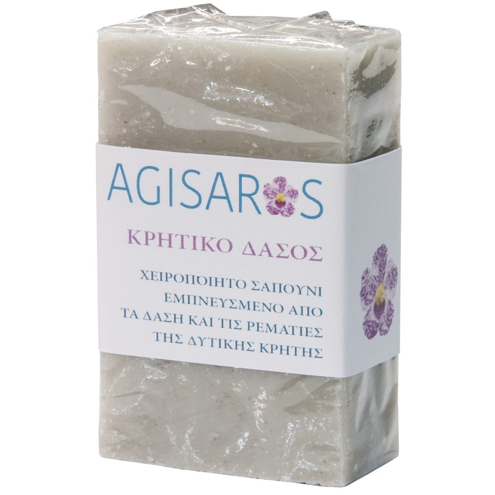 Soap for hair loss ''Cretan forest'' (Agisaros) (90g)