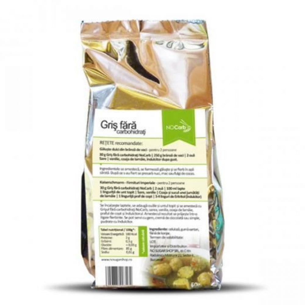 Μείγμα Φυτικών Ινών Σιμιγδάλι (Mix2) NoCarb (250g)