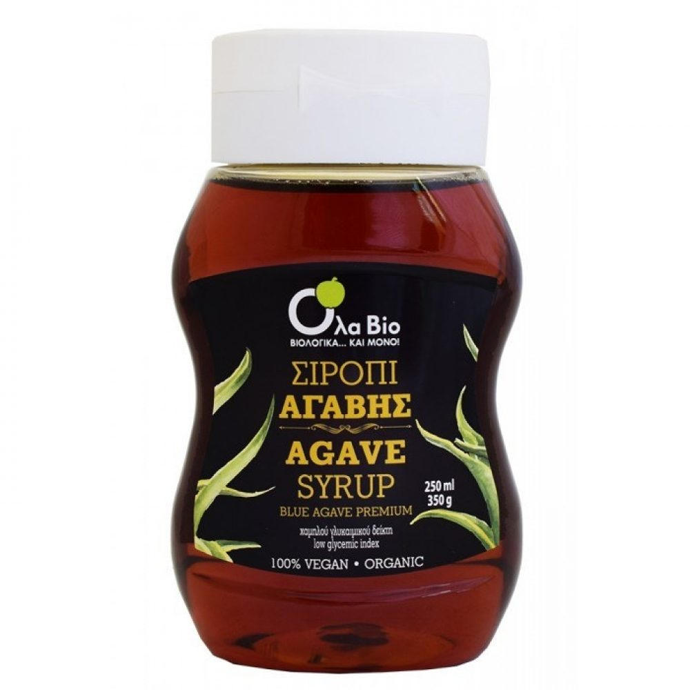 Organic Agave  Syrup (350gr)