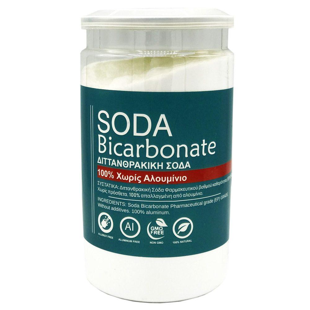 Пищевая сода без глютена и алюминия (500g)