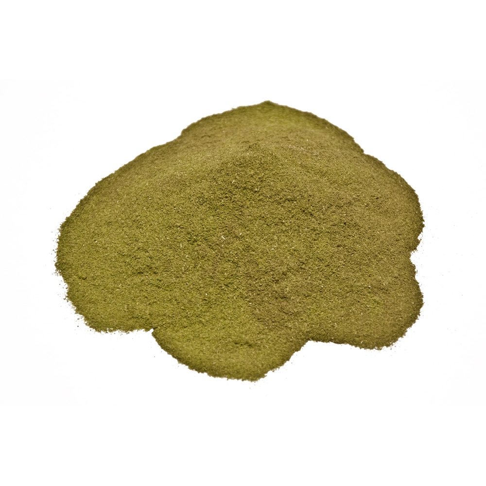 Natural Stevia green powder