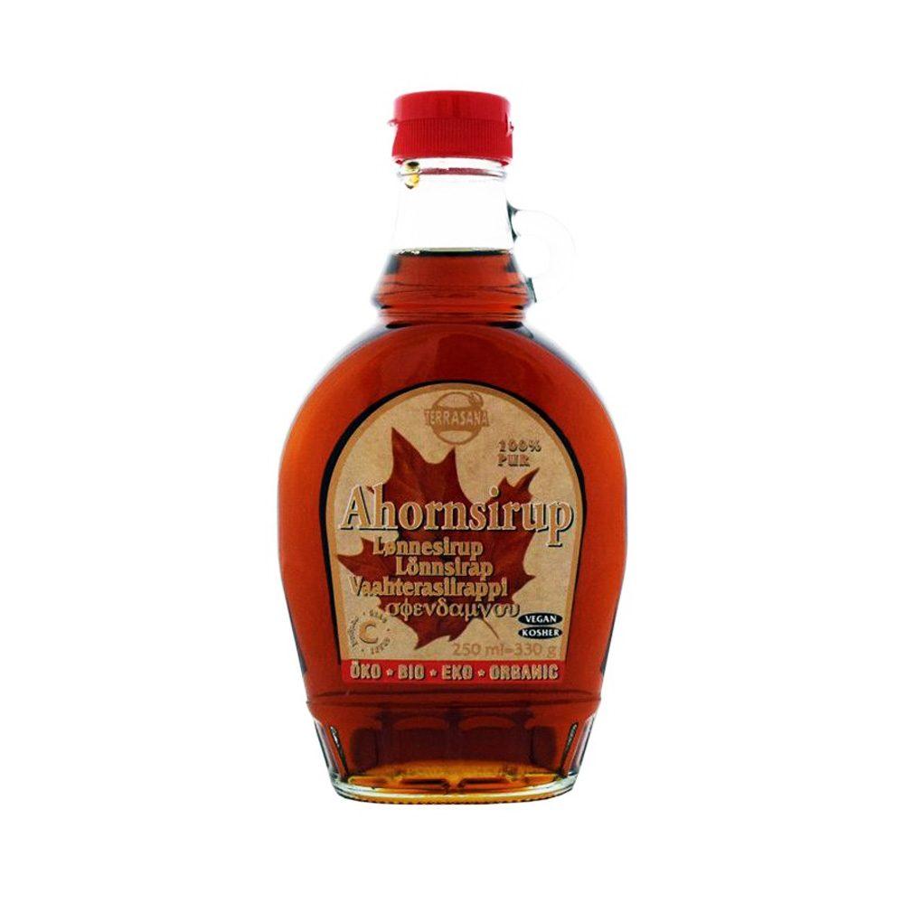 Σιρόπι σφενδάμου (Maple syrup) (Βιολογικό) (250ml)