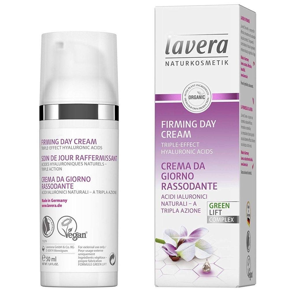 Συσφιχτική κρέμα Ημέρας (Bio) (Lavera) (50ml)