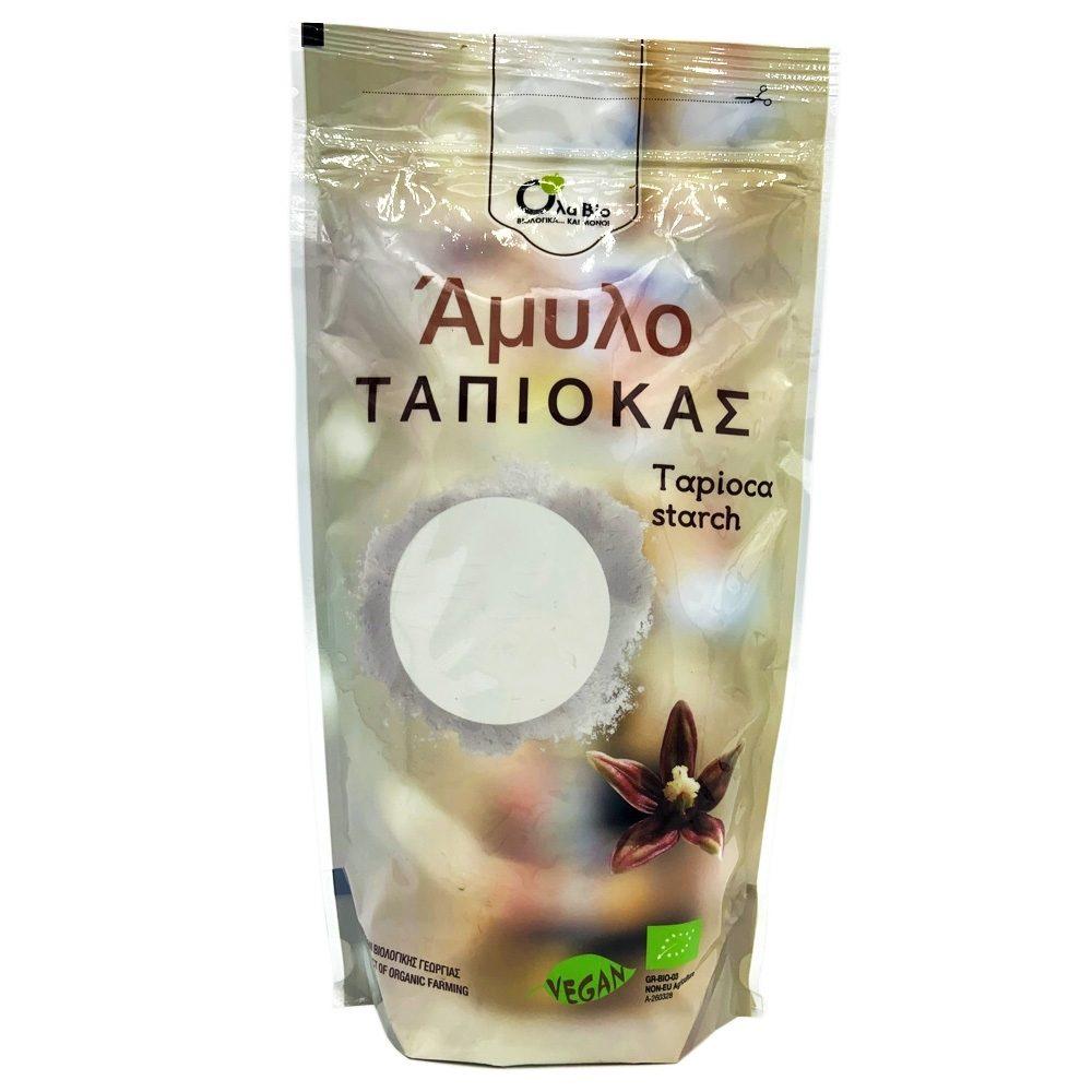 Organic Tapioca Flour Starch (350g)