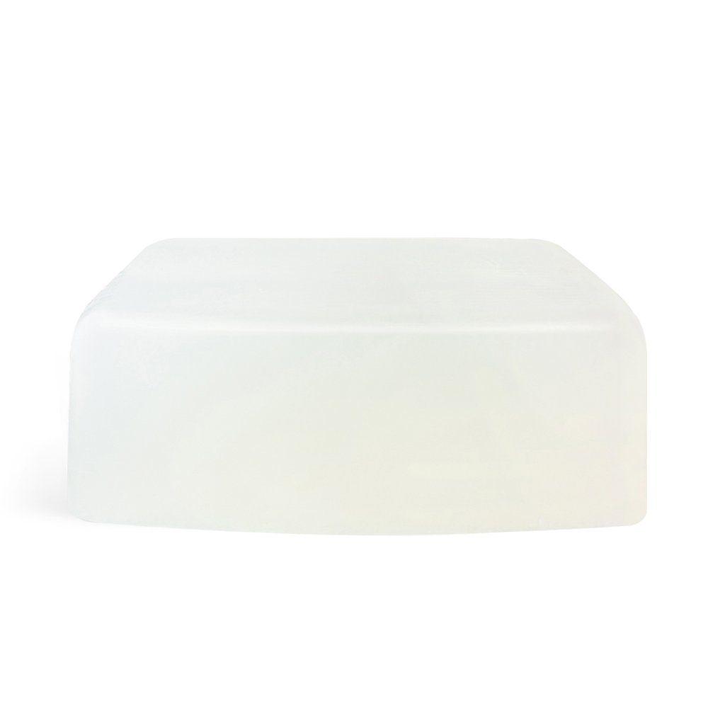 Transparent soap base