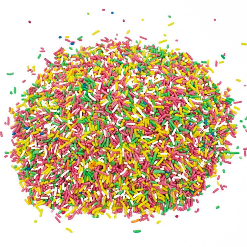 Colored sprinkles