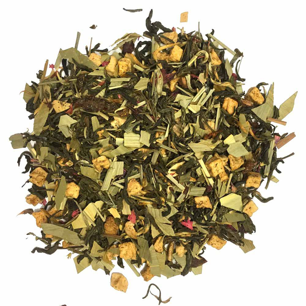 ACTIVE TIGER green tea - Red fruits