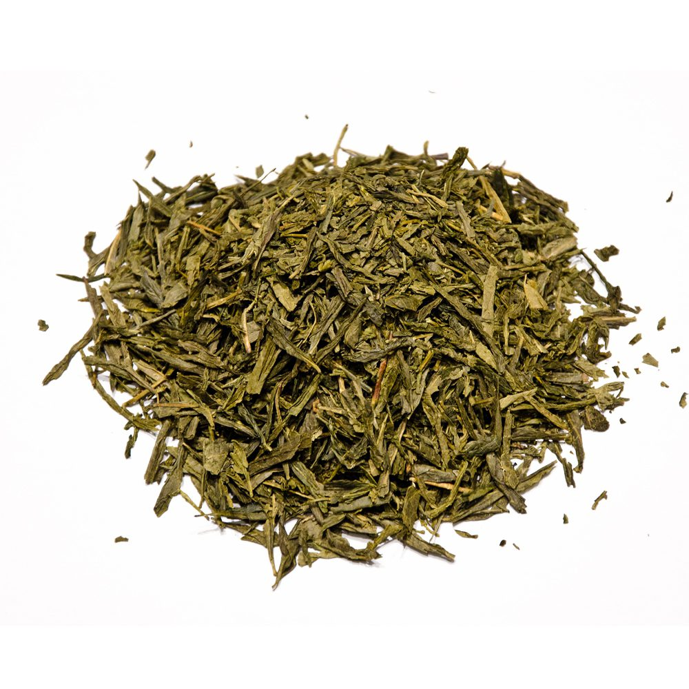 Bancha green tea - The Last Samurai