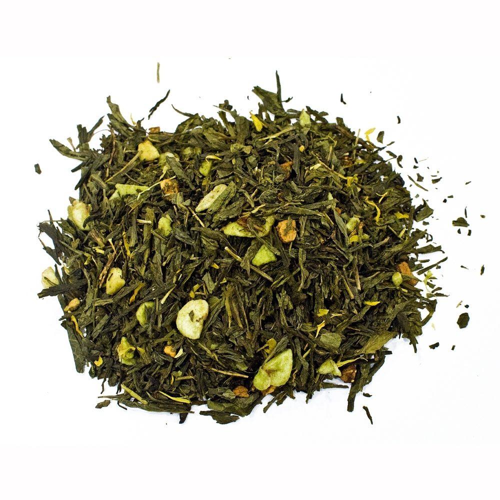 RUNNING TIGER - Fruity - Τσάι πράσινο
