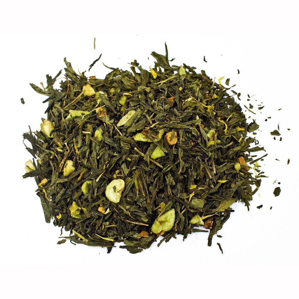 Τσάι πράσινο - Χορός των φρούτων (Βιολογικό)