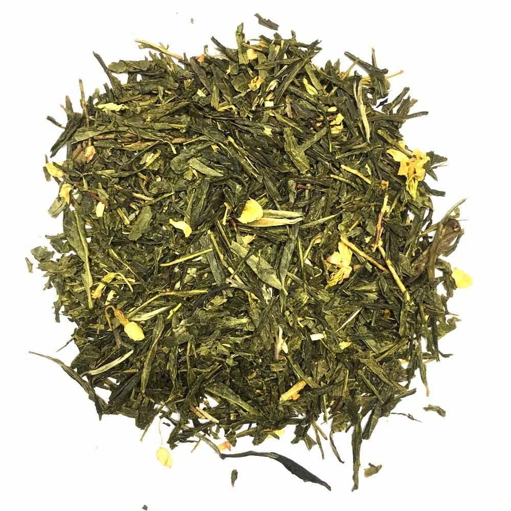 Jasmin Earl Grey green tea