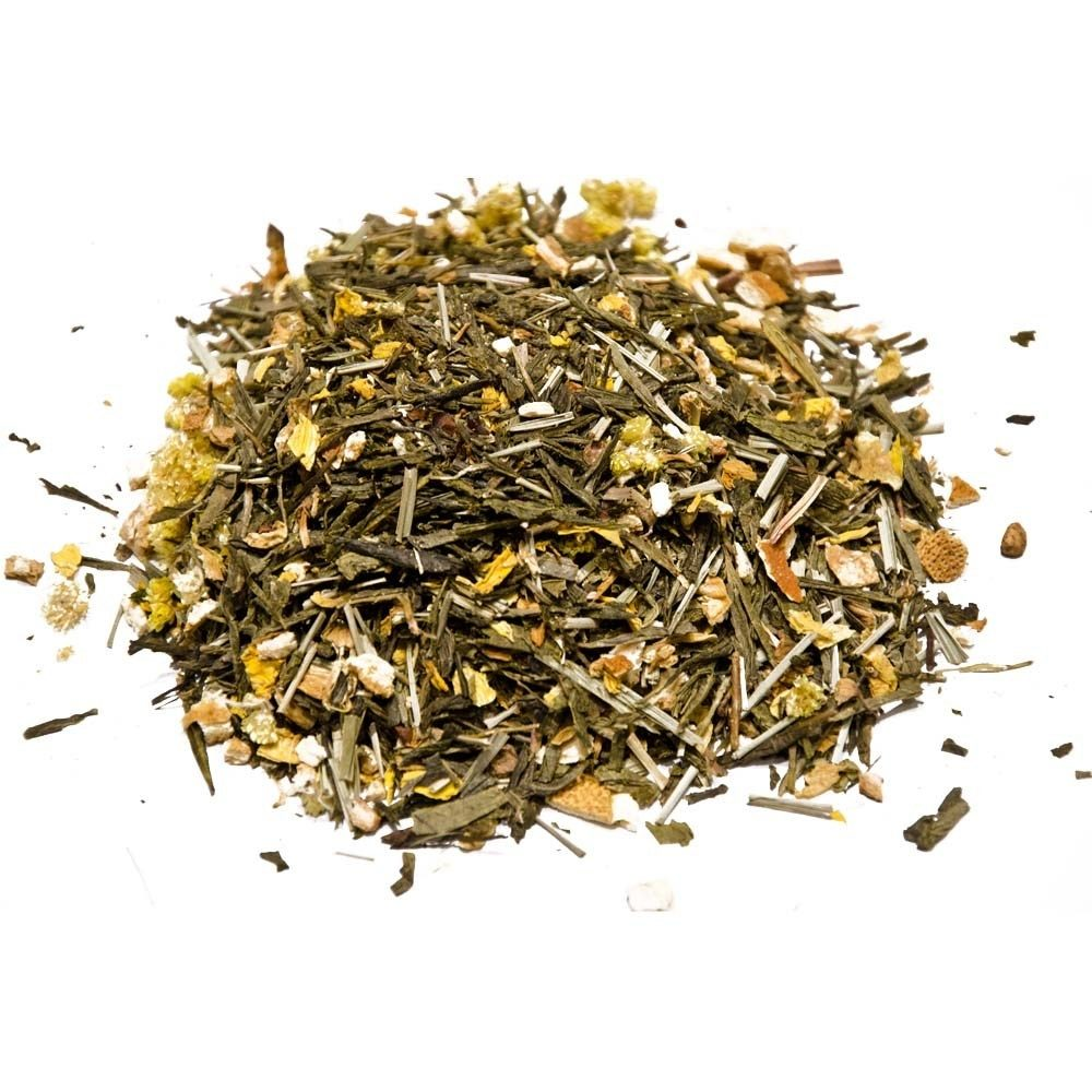 FITNESS TIGER Τσάι πράσινο - Γκουαράνα