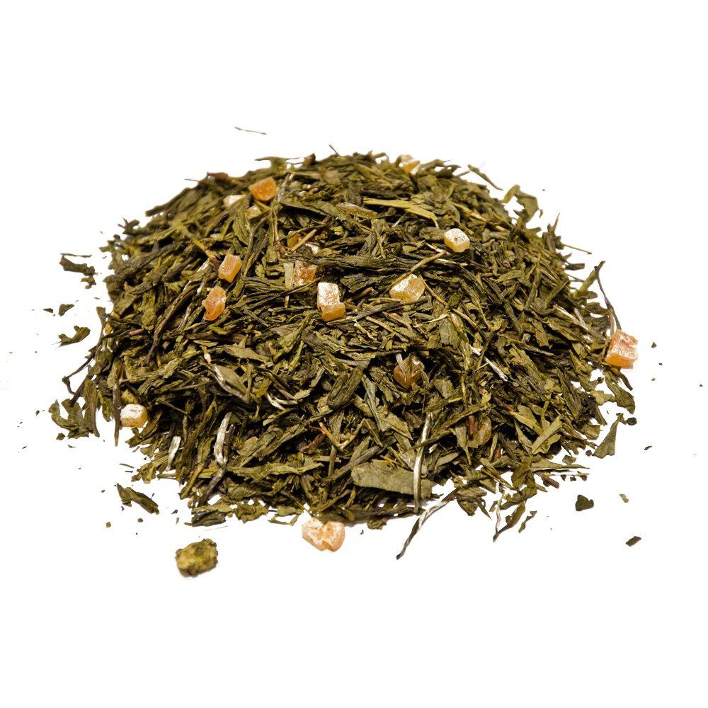 EXOTIC TIGER - Mango green tea (100g)