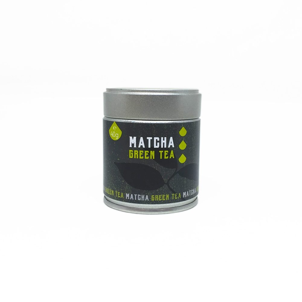 Matcha powder Japanese green tea (40g)