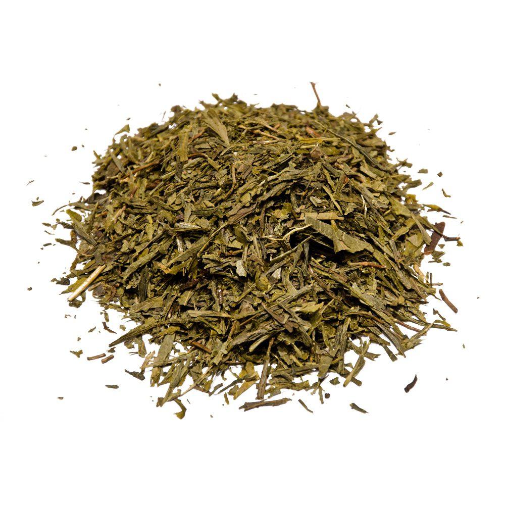 Органический зеленый чай Сенча