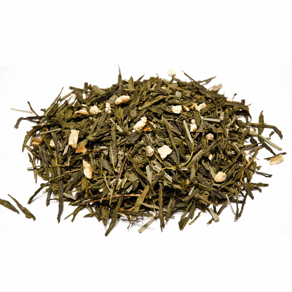 Sencha Lemmon green tea