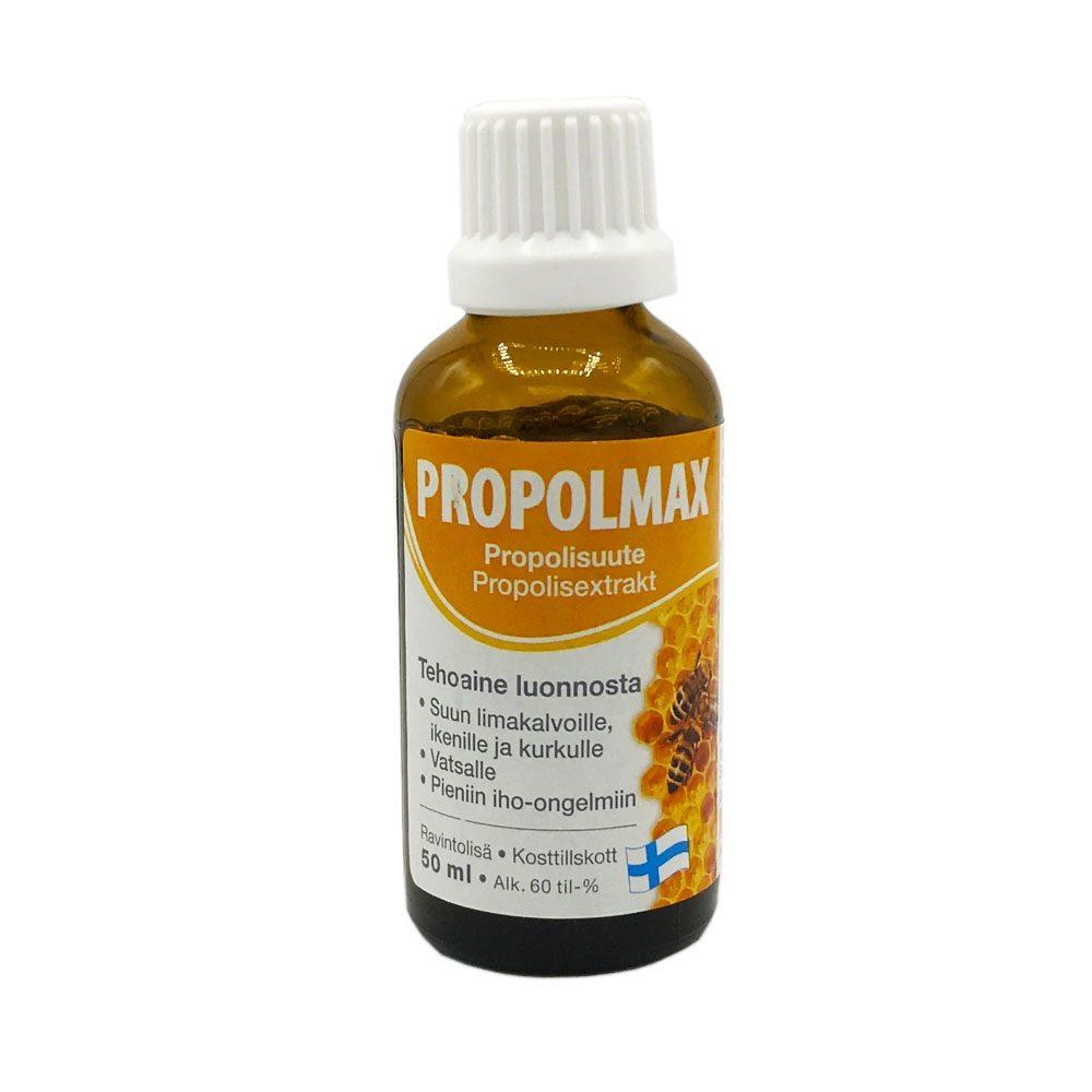 Βάμμα πρόπολης Propolmax 50ml