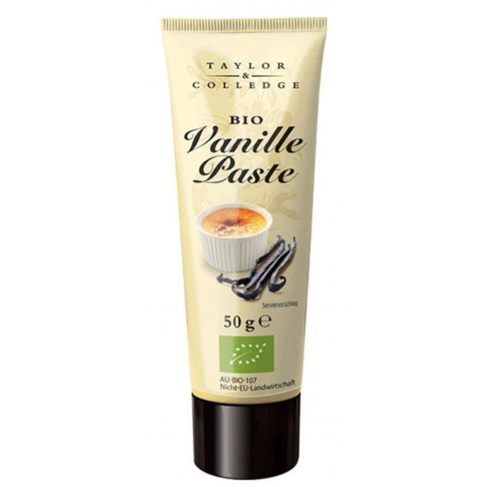 Organic Vanilla Bean Paste (50g)