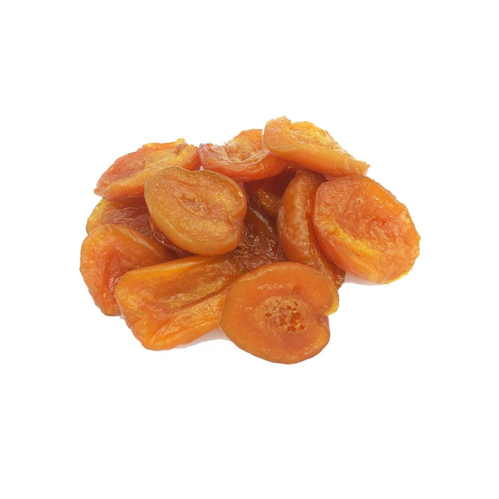 Dried apricots osmotic, sugar free