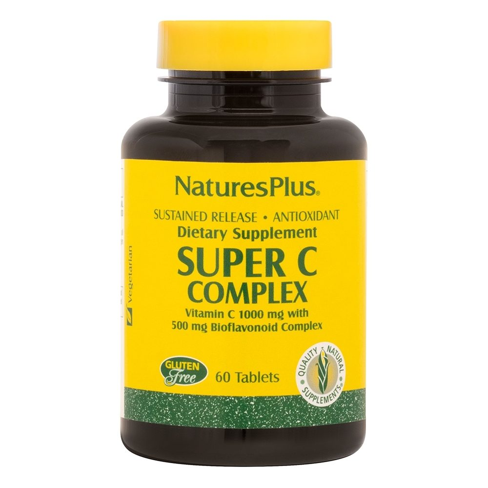 Vitamine C Super Complex Sustained Release Tablets