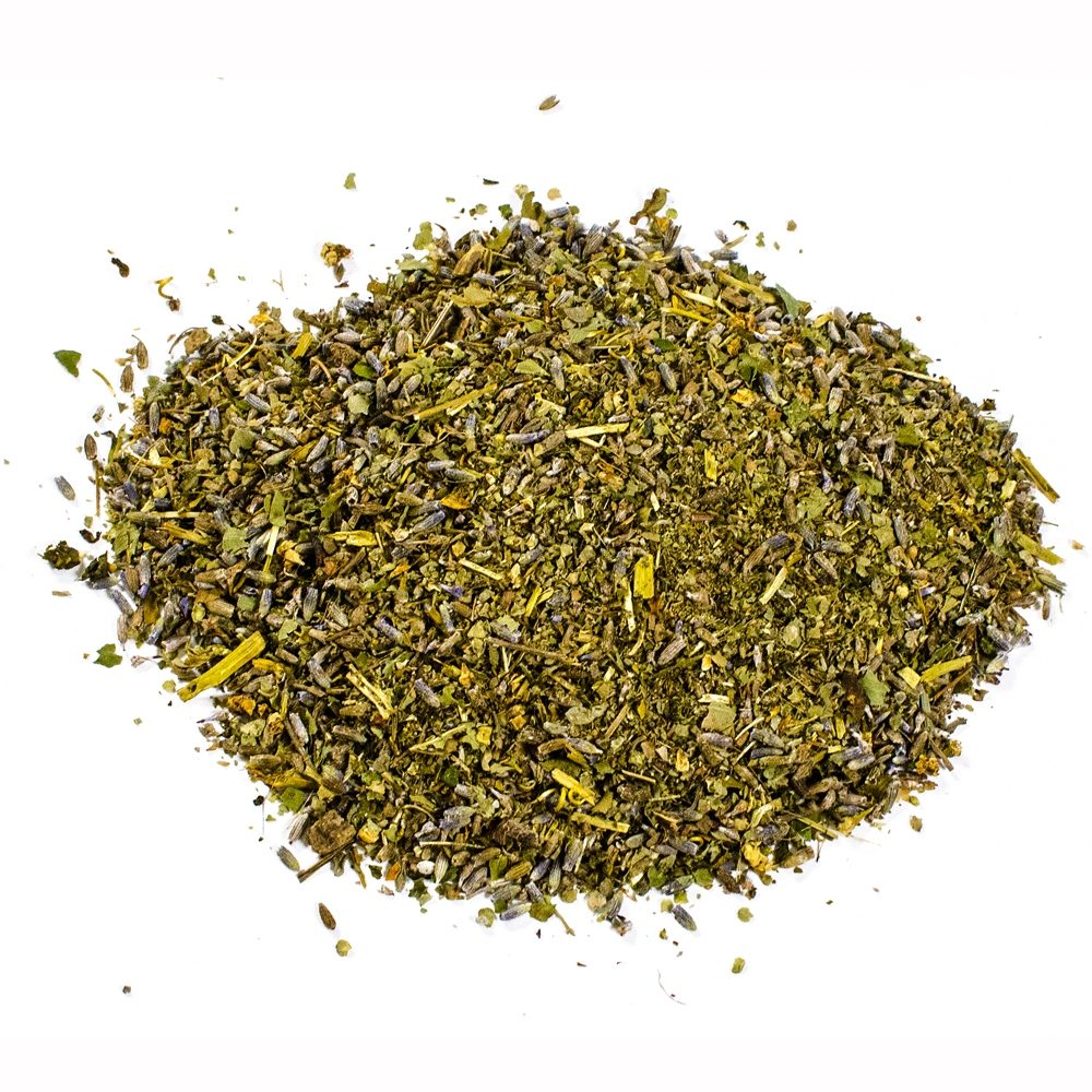Herbal blend for insomnia and relaxation