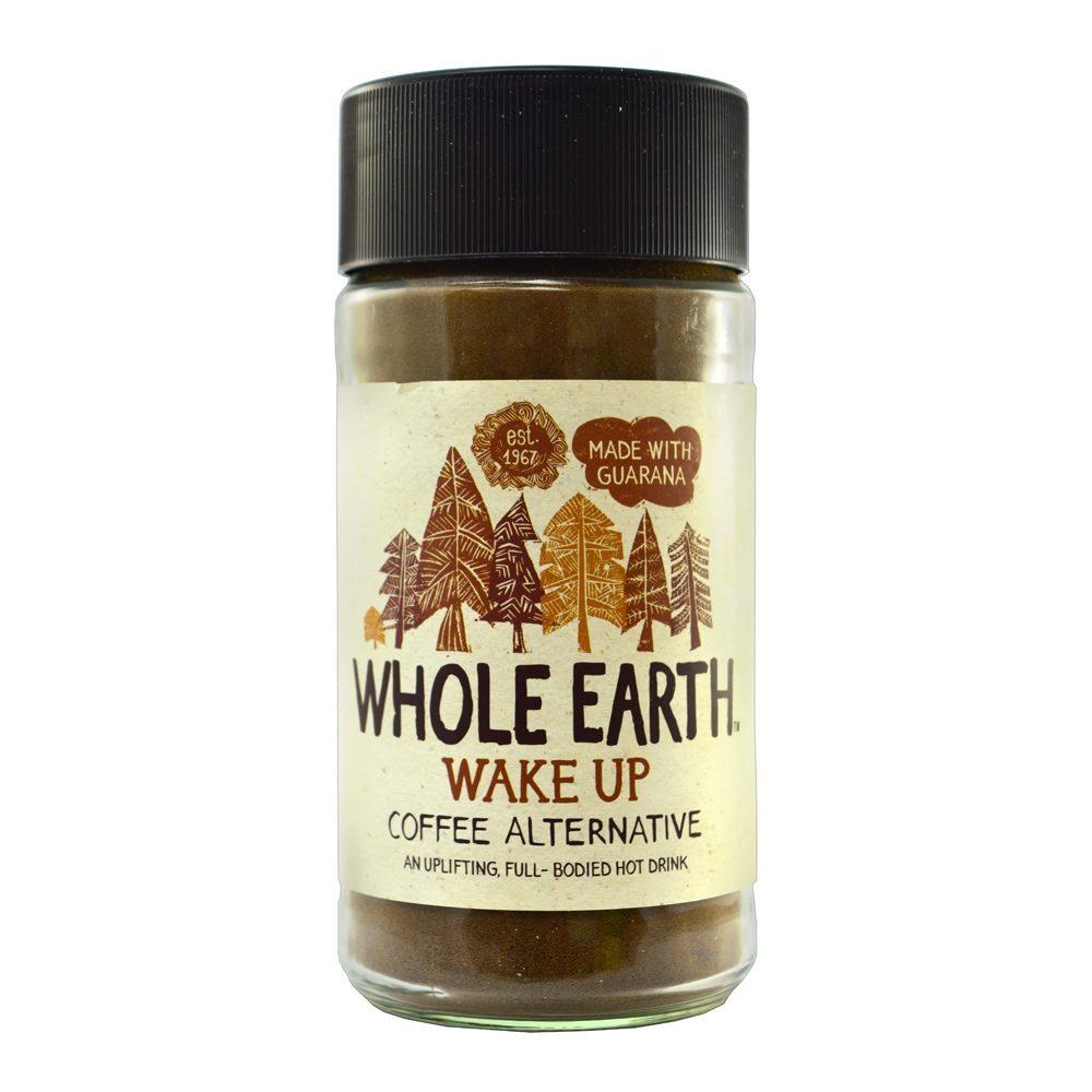 Organic Wake up coffee with guarana (125g)
