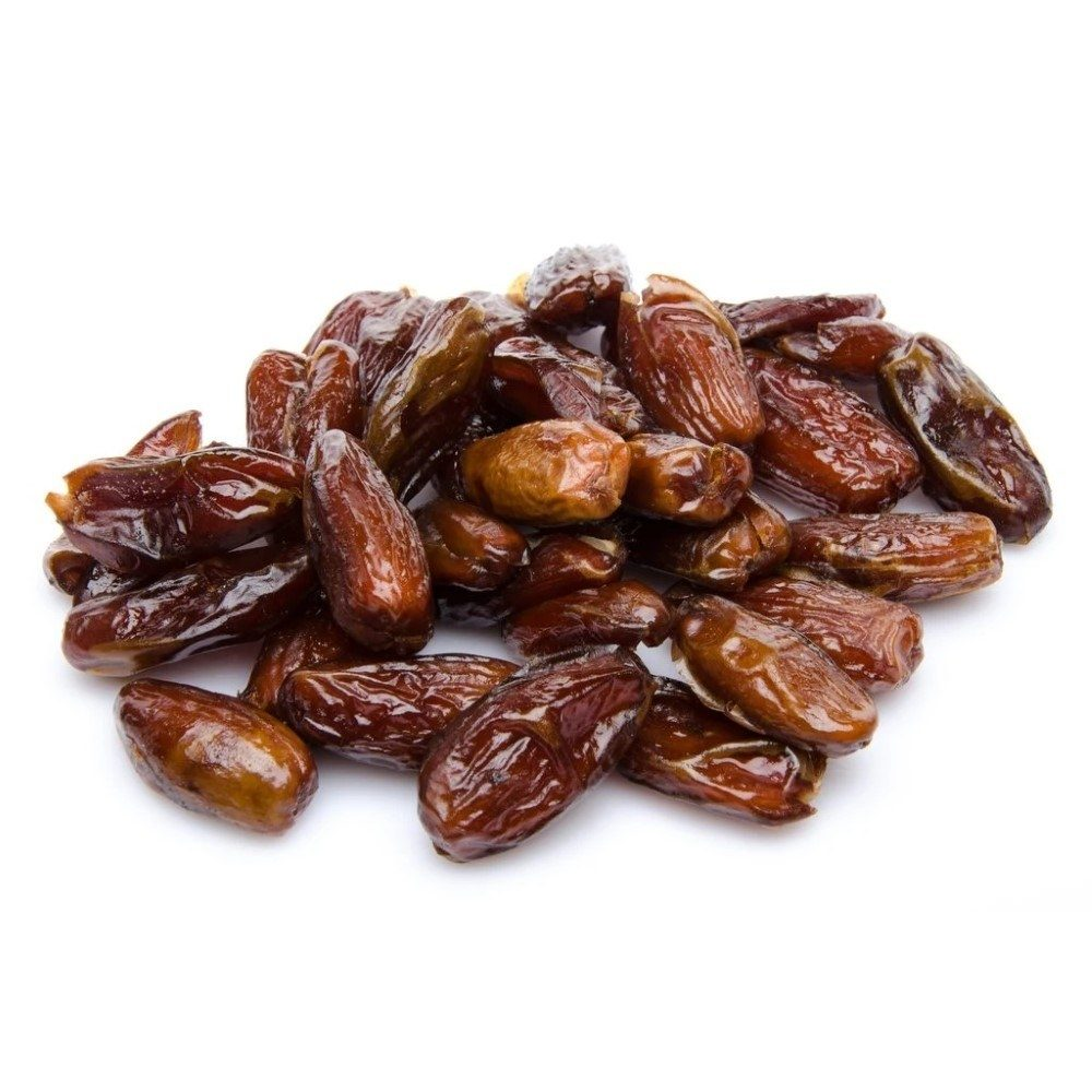 Dried dates unpitted