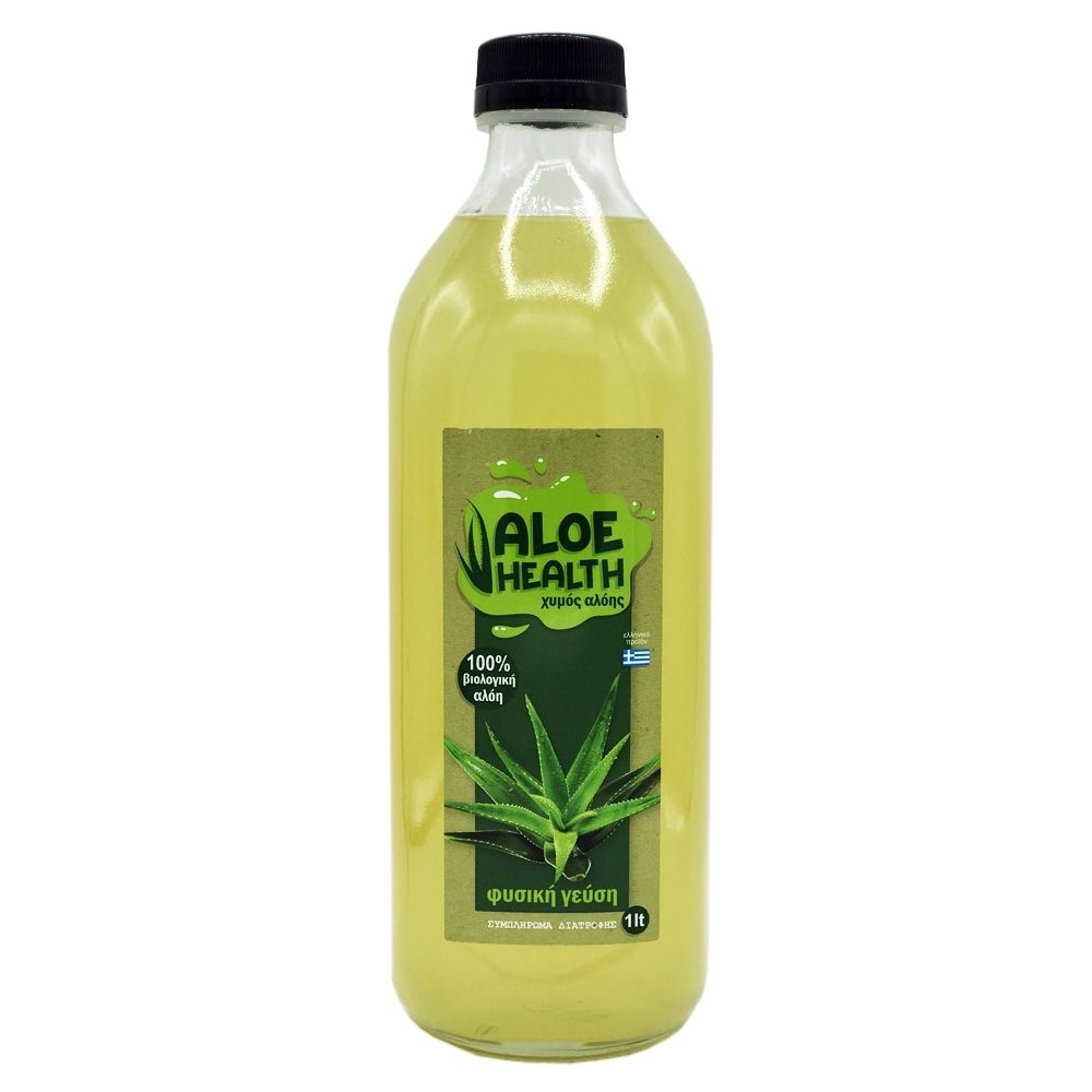 Greek Aloe vera juice Natural flavor (1000ml)