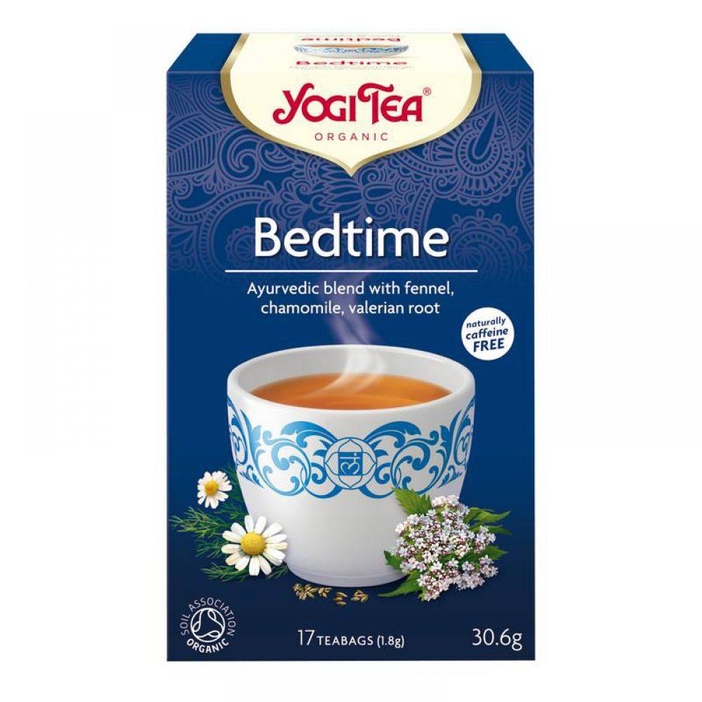 Yogi tea Bedtime - Αϋπνία (Βιολογικό)