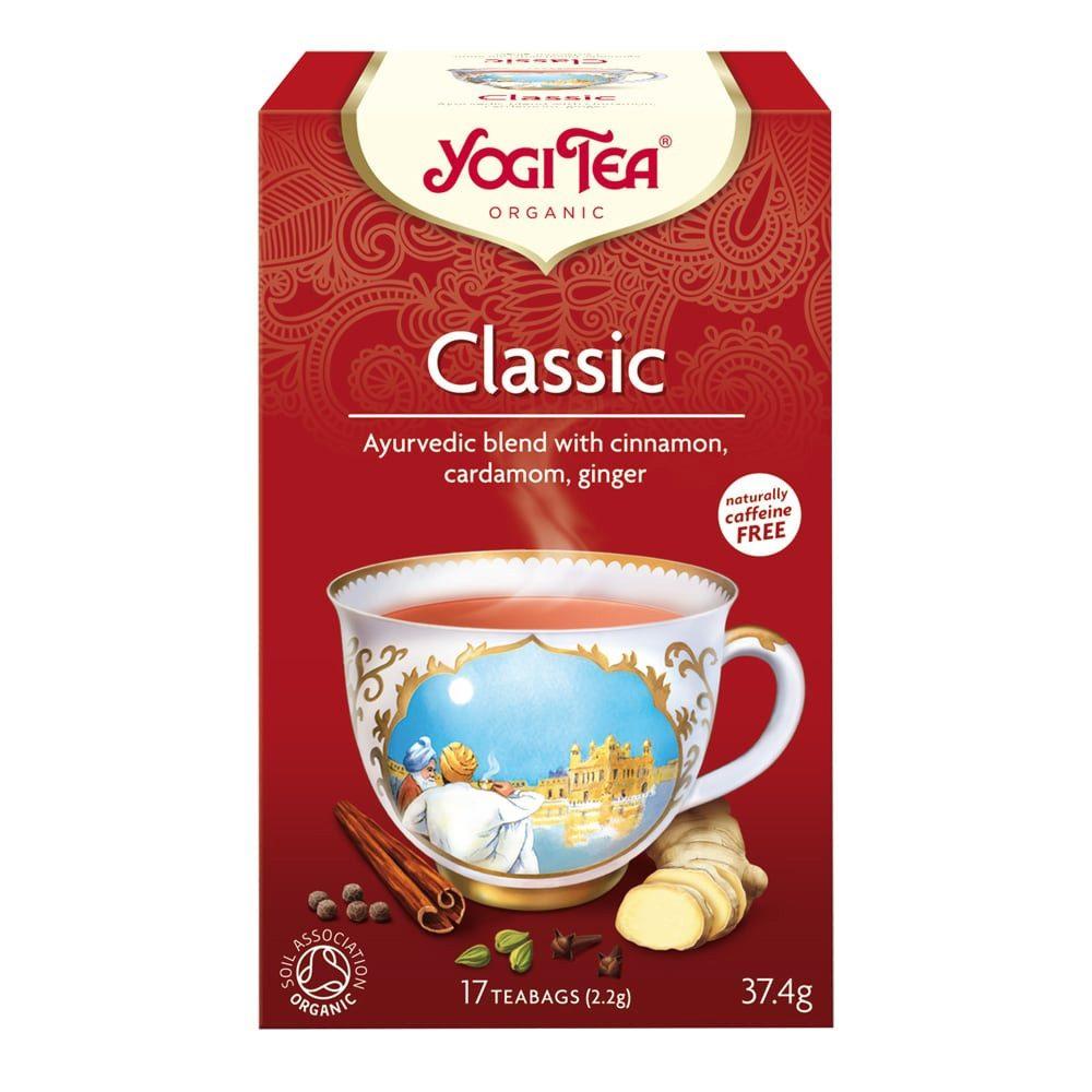 Yogi tea classic (Βιολογικό)