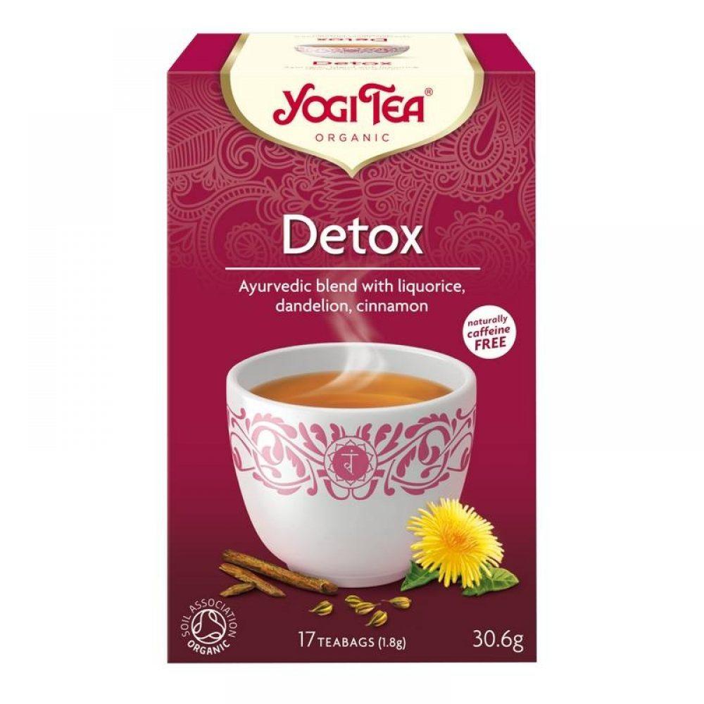Yogi tea Detox organic