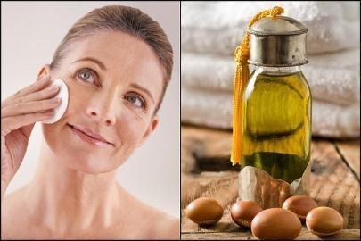 Anti-wrinkle eye oil