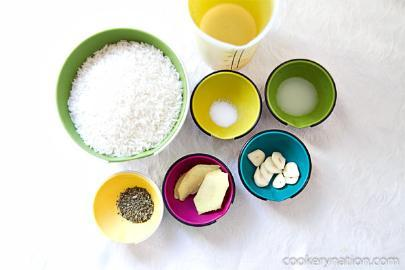 Conversions of ingredients in your kitchen