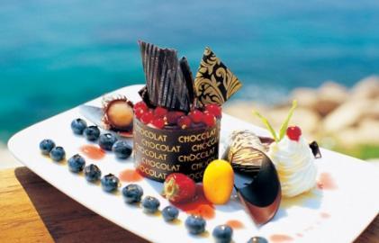 Μους Σοκολάτας με Γιαούρτι απο τον Executive Chef Τάσο Τόλη της αλυσίδας εστιατορίων Palmie bistro